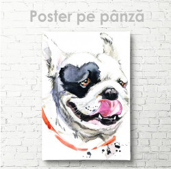 Poster, Buldog francez