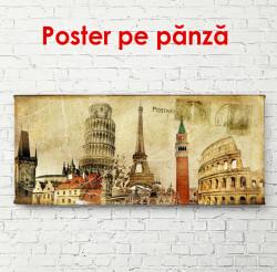 Poster, Obiective turistice antice