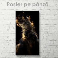 Poster, Praf auriu
