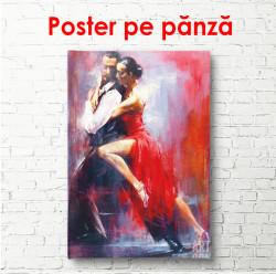Poster, Tangoul pasiunii