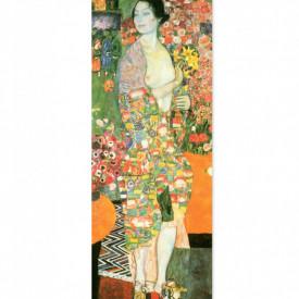 Roll-up, Fata cu flori
