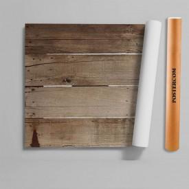 Stickere 3D pentru uși, Scânduri de lemn , 1 foaie de 80 x 200 cm