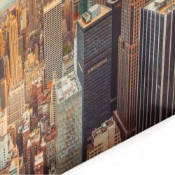 Tablou modular, New York-ul în noapte