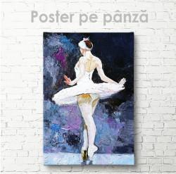 Постер, Balerina dansează