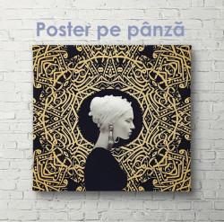 Poster, Arta africana