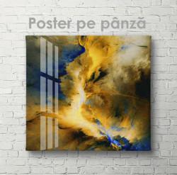 Poster, Culori aprinse