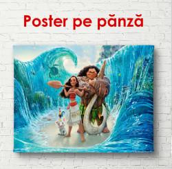 Poster, Eroii Disney