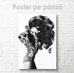 Poster, Glam