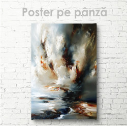 Poster, Marea abstractă