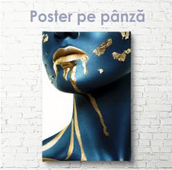 Poster, Ruj de aur e prelinge ușor