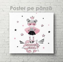 Poster, Super-girl