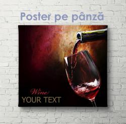 Poster, Vin frumos