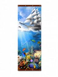 Roll-up, Lumea subacvatică