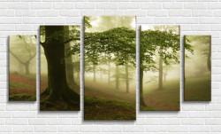 Tablou modular, Undeva adânc în pădure