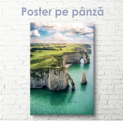 Poster, Acolo unde se termină pământul