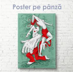 Poster, Caricatură