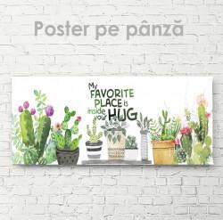 Poster, Locul meu preferat e în brațele tale