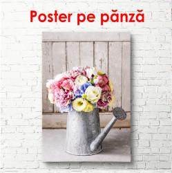 Poster, Stropitoare cu flori