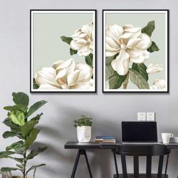 SET, Flori albe