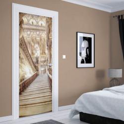 Stickere 3D pentru uși, Holul împărătesc, 1 foaie de 80 x 200 cm