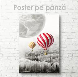 Poster, Balonul cu aer