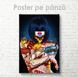 Poster, Body Art