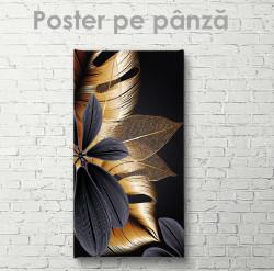 Poster, Botanică de aur