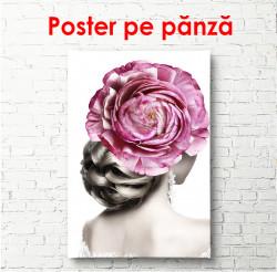Poster, Coafură