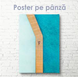 Poster, Drumul pe apă