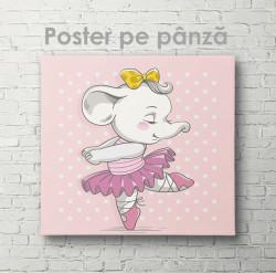 Poster, Elefant dansator