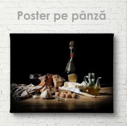Poster, Gustare la vin