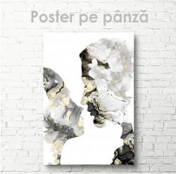 Poster, Iubire abstractă