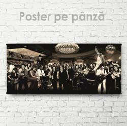 Poster, Legendele