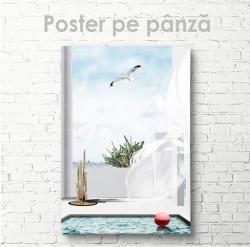 Poster, Pescăruş