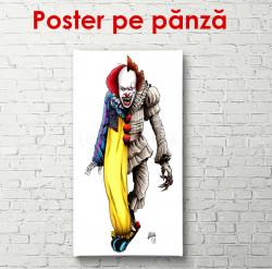 Poster, Clovn