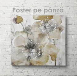 Poster, Flori gingașe