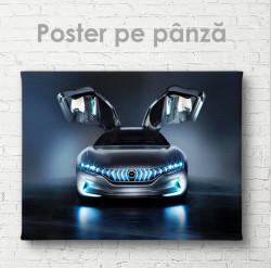 Poster, Pinifarina - automobilul viitorului