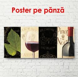 Poster, Seturi de vinuri