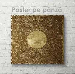 Poster, Soarele de aur
