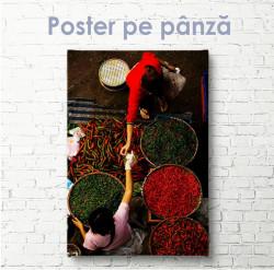 Poster, Vânzare de condimente