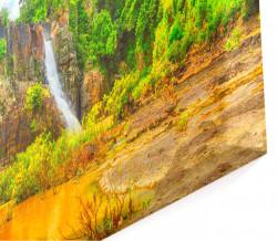 Tablou modular, Cascadă frumoasă.