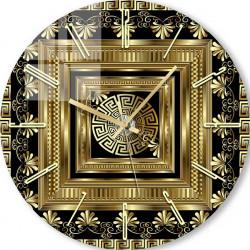 Ceas de perete, Patratele aurii