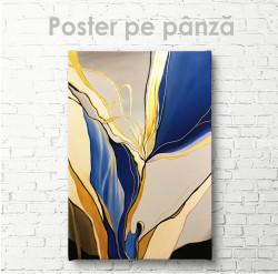Poster, Abstracție plină de farmec