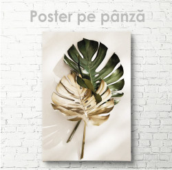 Poster, Frunze de monstere