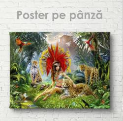 Poster, Lumea animalelor