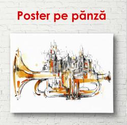 Poster, Oraș muzical