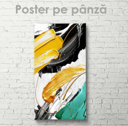 Poster, Pictura in ulei 3