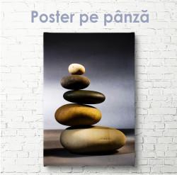 Poster, Piramida pietrelor