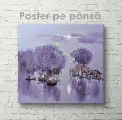 Poster, Satul pe apă