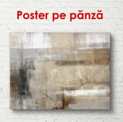 Poster, Textură abstractă de lemn